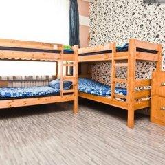 Хостел Наполеон Кровать в общем номере с двухъярусной кроватью фото 23