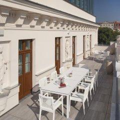 Отель INNSIDE by Meliá Leipzig балкон