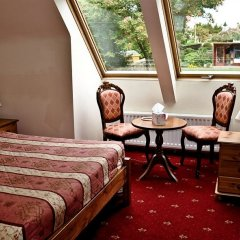 Отель Corstorphine Lodge Великобритания, Эдинбург - отзывы, цены и фото номеров - забронировать отель Corstorphine Lodge онлайн балкон
