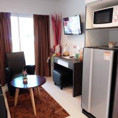 Апартаменты Sunset Apartments удобства в номере