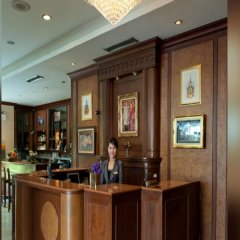 Отель Silom City интерьер отеля фото 3