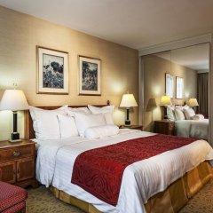 Апартаменты Marriott Executive Apartments Millennium Court комната для гостей фото 2
