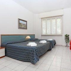 Отель Albergo Athena 3* Стандартный номер с различными типами кроватей фото 6