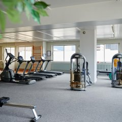 Отель Husa President Park фитнесс-зал