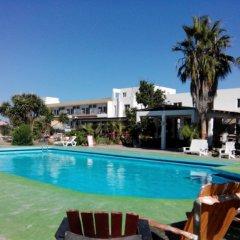 Отель Rhodian Sun Греция, Петалудес - отзывы, цены и фото номеров - забронировать отель Rhodian Sun онлайн бассейн фото 2
