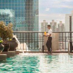Отель Banyan Tree Bangkok Бангкок бассейн фото 3