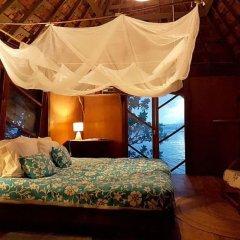 Отель Motu Mapeti - Tahiti Private Island комната для гостей фото 4