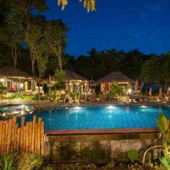 Отель Lalaanta Hideaway Resort Ланта бассейн фото 2