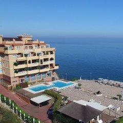 HYDROS Hotel & Spa пляж