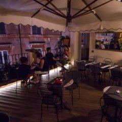 Отель Relais Fontana di Trevi гостиничный бар