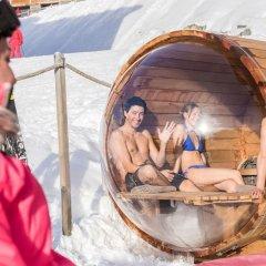 Отель Le Sherpa Val Thorens Hôtels-Chalets de Tradition детские мероприятия фото 2