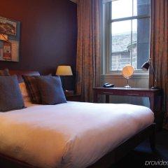 Отель du Vin & Bistro Edinburgh Великобритания, Эдинбург - отзывы, цены и фото номеров - забронировать отель du Vin & Bistro Edinburgh онлайн комната для гостей фото 2