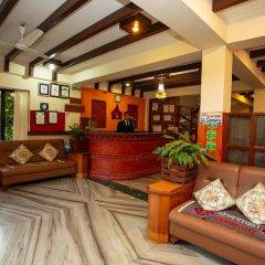 Отель Orchid Непал, Покхара - отзывы, цены и фото номеров - забронировать отель Orchid онлайн интерьер отеля фото 2