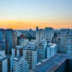 Отель Radisson Blu São Paulo балкон