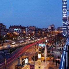 Отель Citiz Hotel Франция, Тулуза - отзывы, цены и фото номеров - забронировать отель Citiz Hotel онлайн балкон