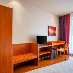 Отель Star Inn Hotel Salzburg Zentrum, by Comfort Австрия, Зальцбург - 7 отзывов об отеле, цены и фото номеров - забронировать отель Star Inn Hotel Salzburg Zentrum, by Comfort онлайн удобства в номере фото 2