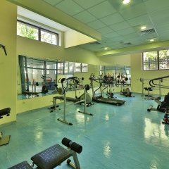 Prestige Hotel and Aquapark Золотые пески фитнесс-зал