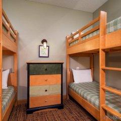 Отель Great Wolf Lodge Bloomington детские мероприятия