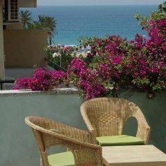 Kleopatra Carina Hotel балкон