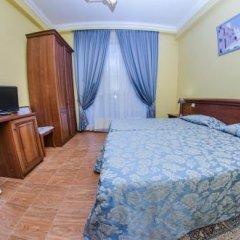 Гостиница Оазис комната для гостей фото 6