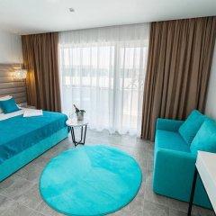 Гостиница Бора-Бора в Анапе отзывы, цены и фото номеров - забронировать гостиницу Бора-Бора онлайн Анапа комната для гостей фото 5