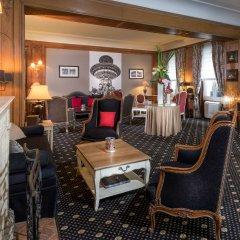 Отель Hôtel Claridge питание
