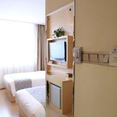 Отель Guangdong Baiyun City Hotel Китай, Гуанчжоу - 12 отзывов об отеле, цены и фото номеров - забронировать отель Guangdong Baiyun City Hotel онлайн фото 11