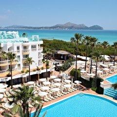 Отель Iberostar Albufera Playa Испания, Плайя-де-Муро - 1 отзыв об отеле, цены и фото номеров - забронировать отель Iberostar Albufera Playa онлайн бассейн фото 3