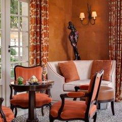 Отель Hostellerie De Plaisance Франция, Сент-Эмильон - отзывы, цены и фото номеров - забронировать отель Hostellerie De Plaisance онлайн удобства в номере фото 2