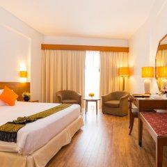 The Royal Paradise Hotel & Spa 4* Стандартный номер с различными типами кроватей фото 2