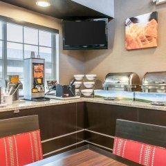 Отель Comfort Suites Columbus США, Колумбус - отзывы, цены и фото номеров - забронировать отель Comfort Suites Columbus онлайн питание фото 3