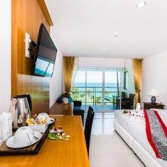 Курортный отель Lamai Coconut Beach в номере фото 2