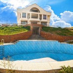 Отель Cross Sevan Villa Армения, Севан - отзывы, цены и фото номеров - забронировать отель Cross Sevan Villa онлайн бассейн