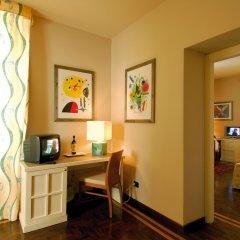 Отель Relais Cappuccina Ristorante Hotel Италия, Сан-Джиминьяно - 1 отзыв об отеле, цены и фото номеров - забронировать отель Relais Cappuccina Ristorante Hotel онлайн удобства в номере фото 2