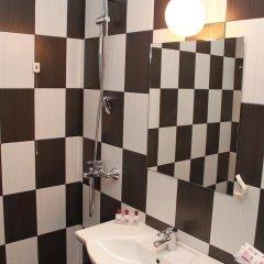 Hotel Mizia Шумен ванная