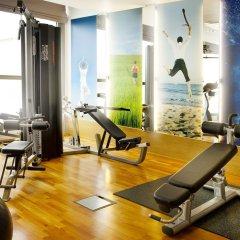 Отель Scandic Espoo Эспоо фитнесс-зал фото 2
