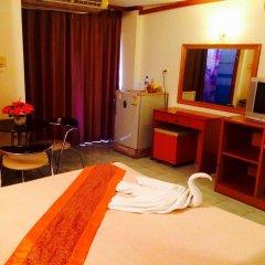 Отель Shagwell Mansions Паттайя комната для гостей фото 4