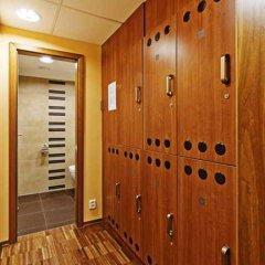 Vista Hotel Брно сейф в номере