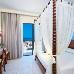 Отель Geraniotis Beach комната для гостей фото 4