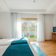 Отель OPOHotel Porto Aeroporto Португалия, Майа - отзывы, цены и фото номеров - забронировать отель OPOHotel Porto Aeroporto онлайн комната для гостей фото 3