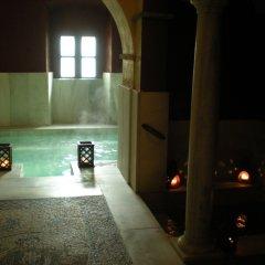 Hotel Rural Termas Aqua Libera Ла-Гарровилья бассейн