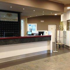 Отель CDH Hotel Parma & Congressi Италия, Парма - отзывы, цены и фото номеров - забронировать отель CDH Hotel Parma & Congressi онлайн интерьер отеля фото 3