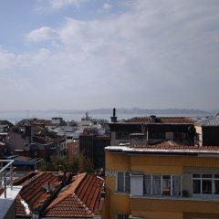 Мини- Khalkedon Istanbul Турция, Стамбул - отзывы, цены и фото номеров - забронировать отель Мини-Отель Khalkedon Istanbul онлайн балкон