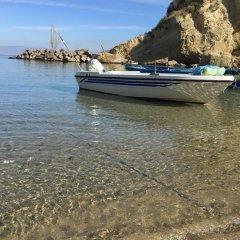 Отель B&B Puerto Seguro Италия, Пиццо - отзывы, цены и фото номеров - забронировать отель B&B Puerto Seguro онлайн приотельная территория