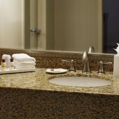 Отель Sheraton Suites Columbus США, Колумбус - отзывы, цены и фото номеров - забронировать отель Sheraton Suites Columbus онлайн ванная