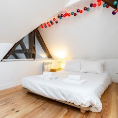 Апартаменты Odéon - Saint Germain Apartment комната для гостей фото 4