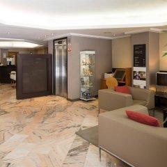 Отель Catalonia Albeniz Барселона интерьер отеля