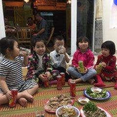 Отель Hoan Khai House питание фото 3
