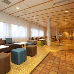 Отель Park Hotel Käpylä Финляндия, Хельсинки - 14 отзывов об отеле, цены и фото номеров - забронировать отель Park Hotel Käpylä онлайн интерьер отеля фото 3