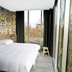Отель Generator Amsterdam Нидерланды, Амстердам - 3 отзыва об отеле, цены и фото номеров - забронировать отель Generator Amsterdam онлайн комната для гостей фото 2
